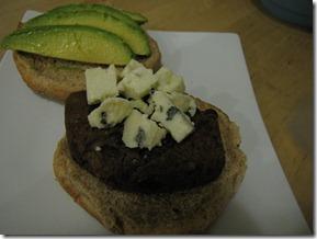 spicy_black_bean_burger_blue_cheese_avocado