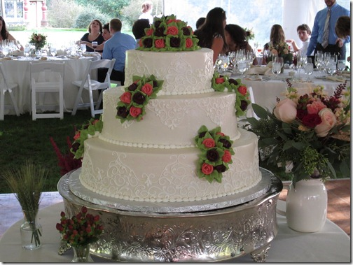 EmBrian_wedding cake