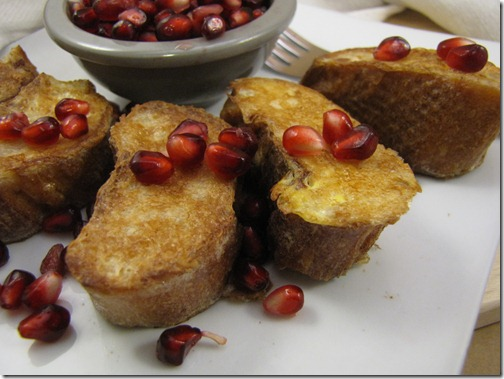 baguette_french_toast_pomegranate_arils