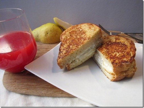 goat_cheese_and_pear_stuffed_French_toast