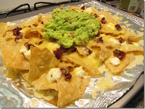 yuppie nachos